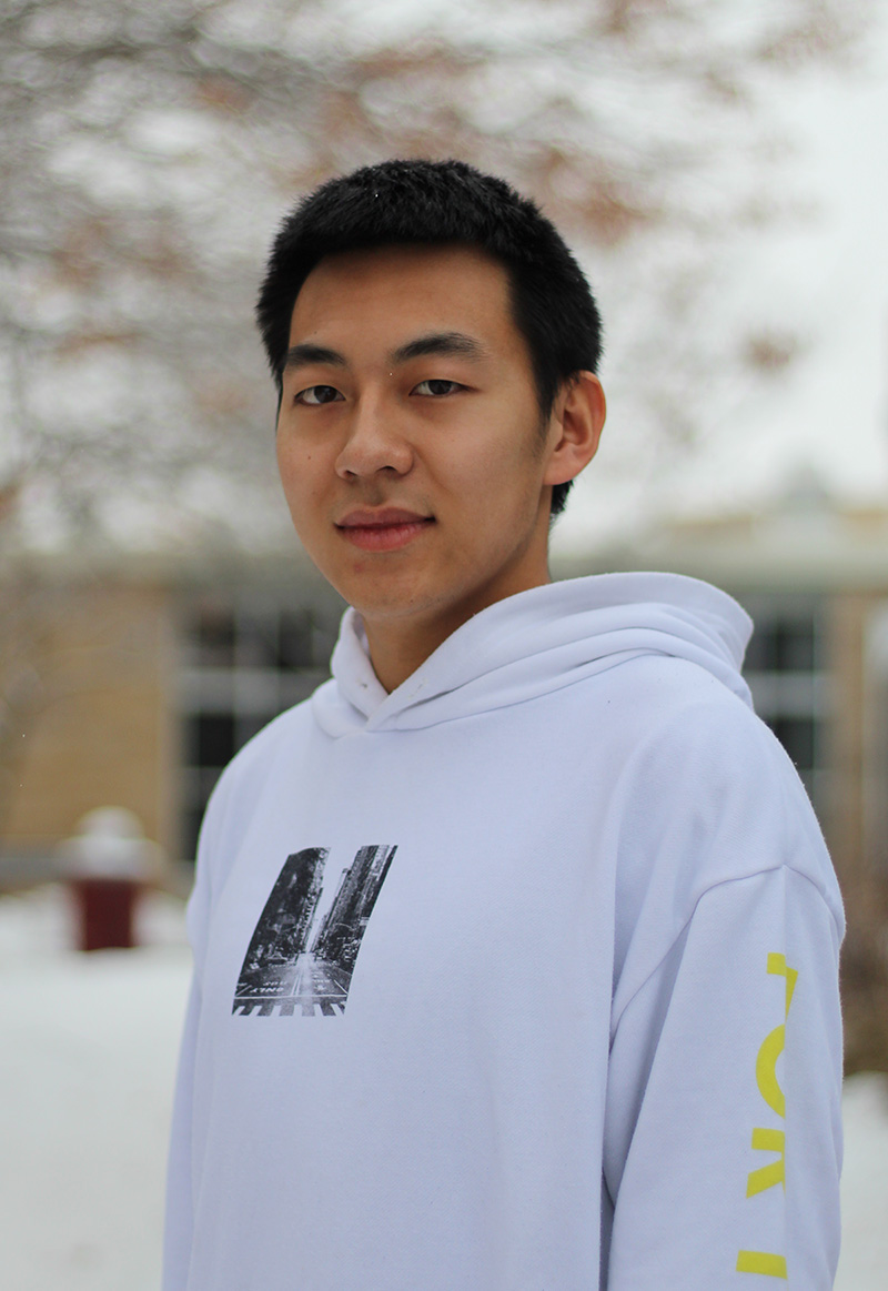 From Japan to studying Business in Wisconsin