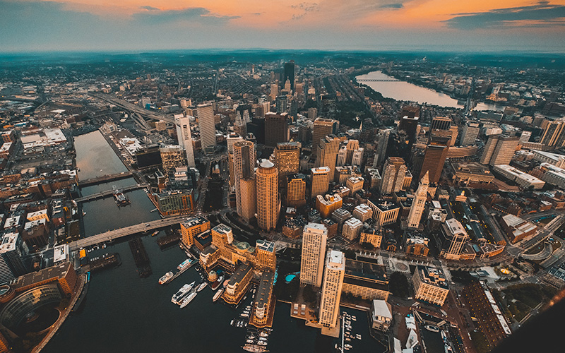Top 5 reasons to study in Boston