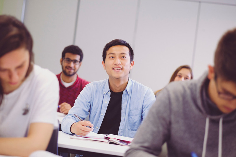 In focus: English Plus International Business at Kings Bournemouth