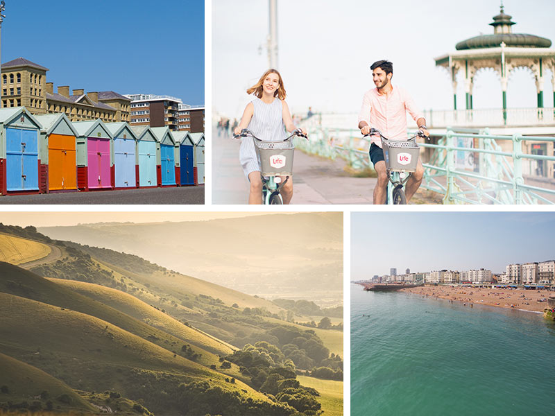 10 fun things to do outdoors in Brighton this spring